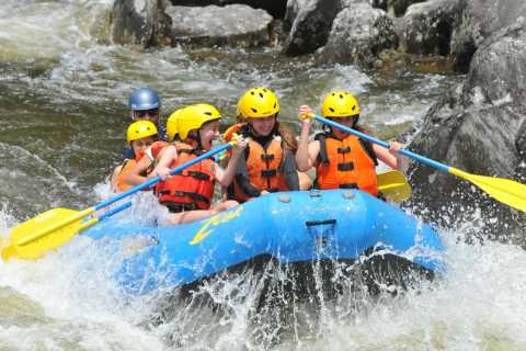 Puerto Limon: White Water Rafting Shore Excursion w. Lunch