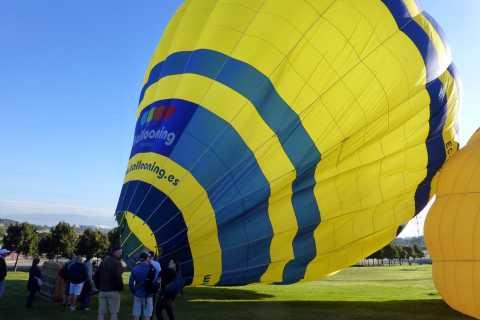 Barcellona: volo in mongolfiera