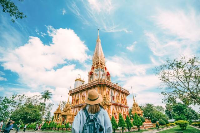 Phuket: City Tour, Yoga, and Muay Thai Class