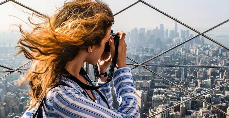 New York: standaard- & voorrangsticket Empire State Building