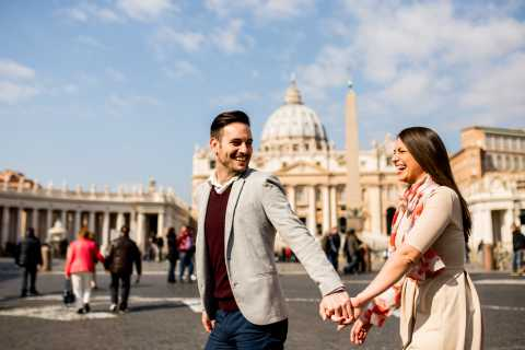 Vatikanische Museen & Sixtinische Kapelle: Ticket