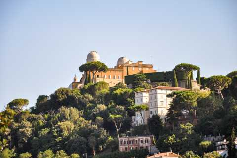 Rom: Halvdagstur til pavens sommerresidens