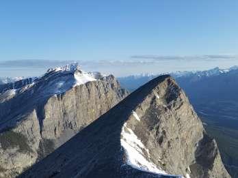 Canmore: Einführung in die Berge 6-stündige Wandertour
