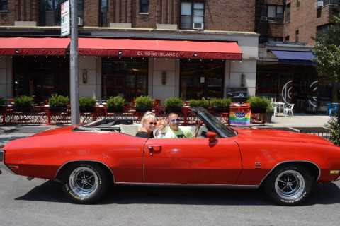 New York: Private Manhattan Tour by Vintage Convertible