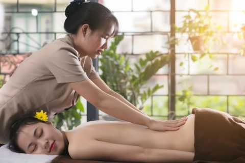 Hanoi: Old Quarter Spa Treatment and Massage Package