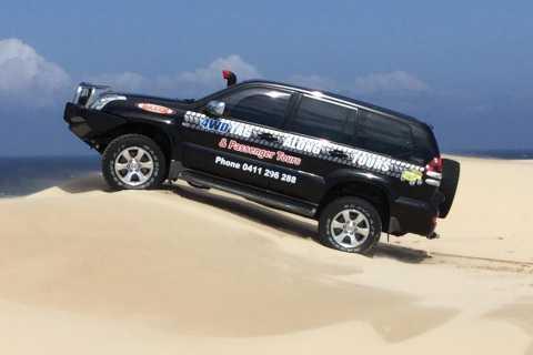 Port Stephens: Stockton Sand Dunes 4WD Tag-Along Tour