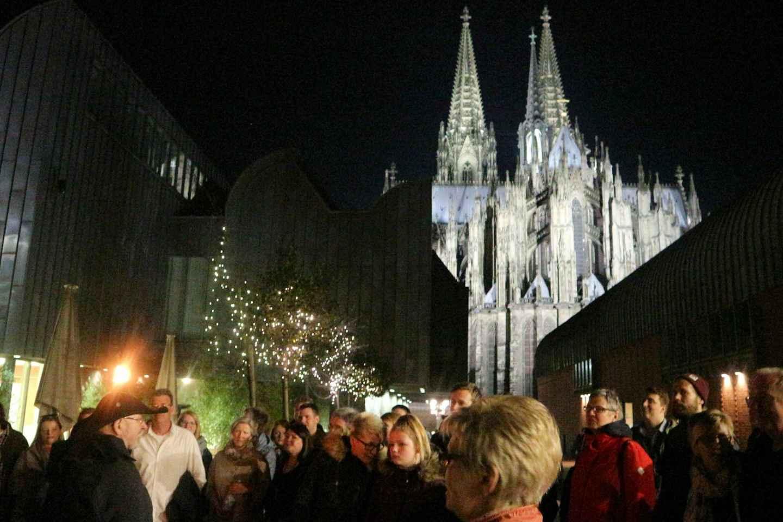 Köln: Rundgang mit dem Nachtwächter