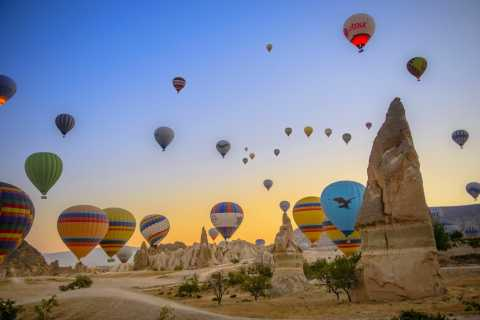 Cappadocia Hot Air Balloon Ride with Hotel Transfer