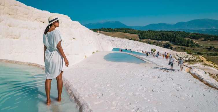 Private Pamukkale and Hierapolis Day Tour from Istanbul