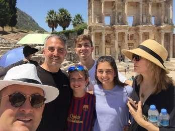 Ab Istanbul: Ephesos-Tagestour mit Hin- und Rückflug