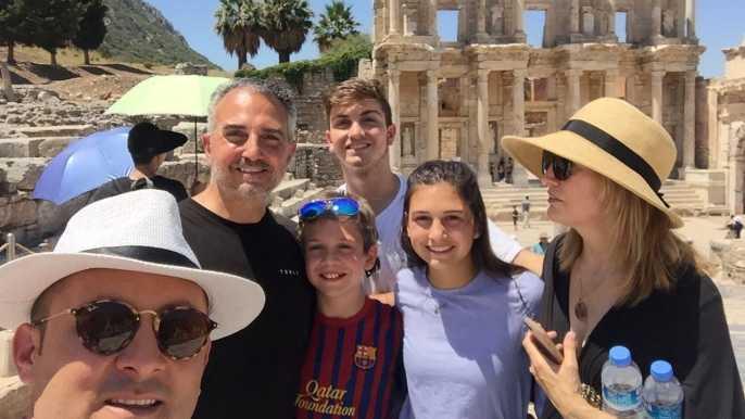 Tour 1 día a Éfeso con vuelos de ida y vuelta desde Estambul