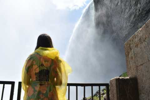 Cataratas del Niágara, Canadá: boleto de entrada Journey Behind the Falls