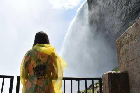 Niagara Falls, Canada: Journey Behind the Falls Entry Ticket
