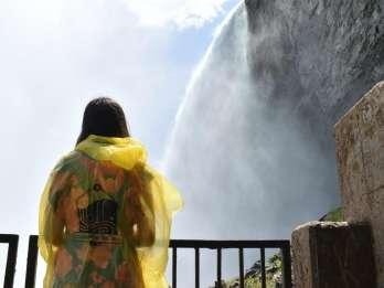 Niagara Falls, Kanada: Reise hinter die Fälle Eintrittskarte
