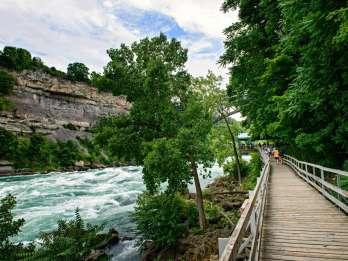 Niagara Falls, Kanada: Eintrittskarte für den White Water Walk