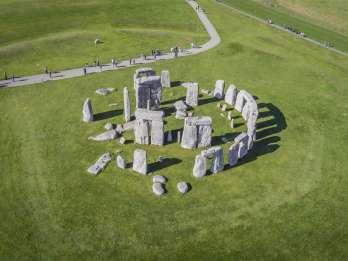 Entdecken Sie Windsor, Bath, Stonehenge und Salisbury