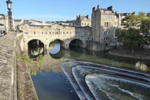 De Bristol: City Tour Privado de Meio Dia em Bath