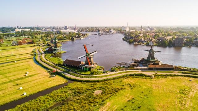 Amsterdam: dagtrip Zaanse Schans, Volendam en Marken