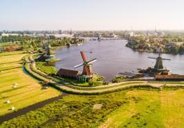 Quoi faire à Amsterdam - Depuis Amsterdam: Zaanse Schans, Volendam et Marken