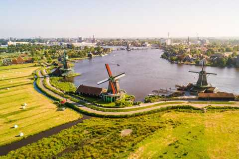 Amsterdam: Zaanse Schans, Volendam and Marken Full-Day Tour