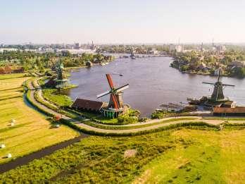 Amsterdam: Zaanse Schans, Volendam & Marken Tagestour