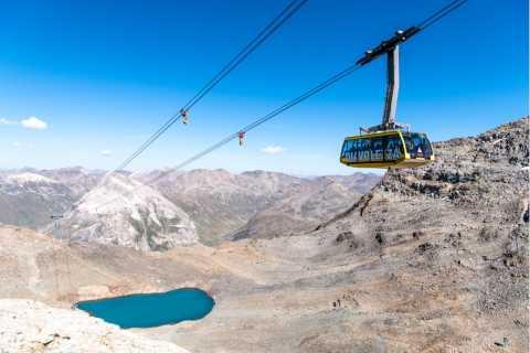 Tirano: Bernina Red Train and Cablecar to Diavolezza Refuge