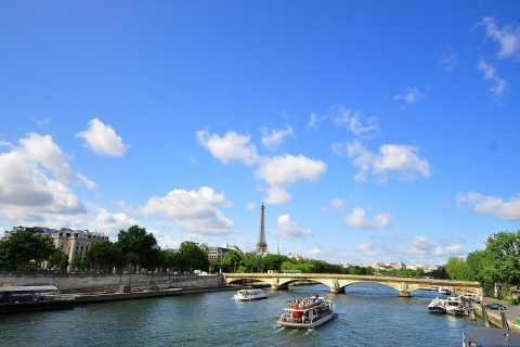 Paris: Arco do Triunfo Sem Fila c/ Cruzeiro no Sena