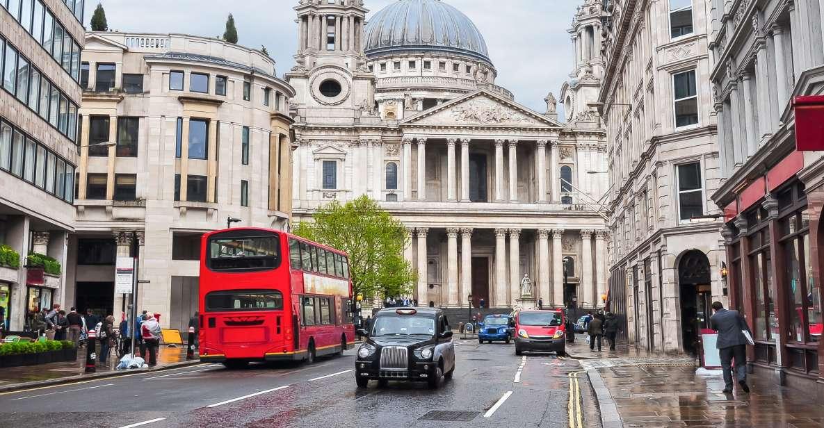 London: Harry Potter Walking Tour