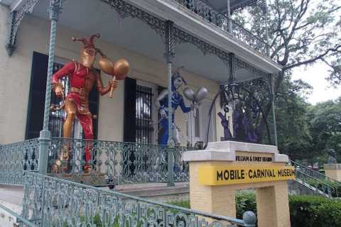 Mobile: Carnival Museum Entry Ticket and Audio Guide