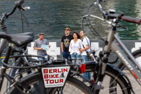 Berlin Wall & Cold War History Small Group Cycling Tour