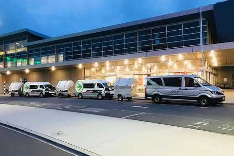 Christchurch: Shared Transfers between Airport & City CBD