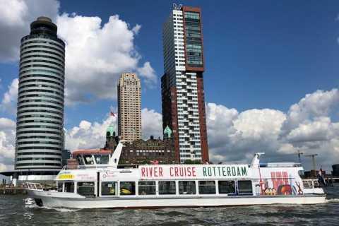 Rotterdam: 1 uur durende riviertocht