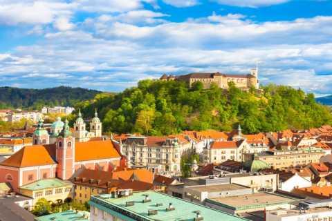 Från Koper: Privat tur till Ljubljana & Postojna