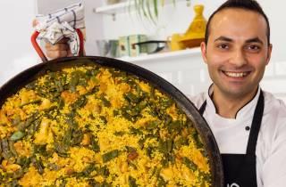 Sevilla: Spanischer Kochkurs und Markt von Triana