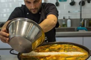 Sevilla: Spanischer Kochkurs mit Abendessen