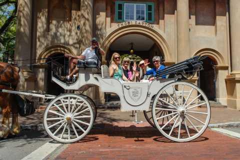 Charleston: Private Carriage Ride