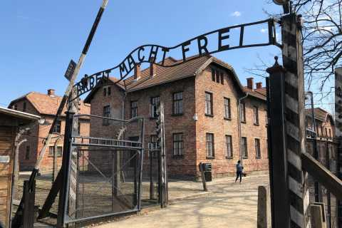 From Krakow: Auschwitz-Birkenau Guided Tour