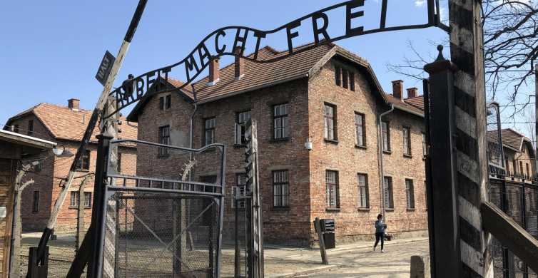 From Krakow: Auschwitz-Birkenau Guided Tour