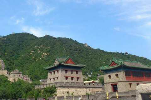 Beijing: Great Wall Hike and Forbidden City Private Tour