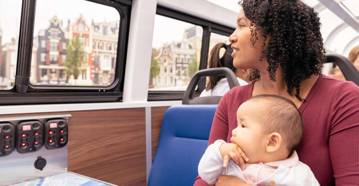 Amsterdam: Canal Day Cruise
