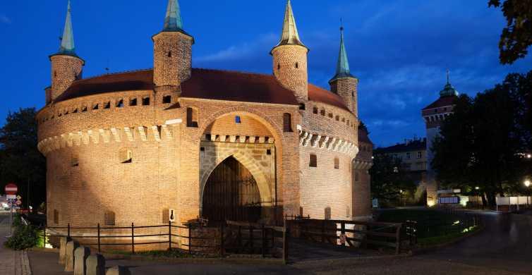 Cracóvia: Excursão a pé guiada privada de mistério