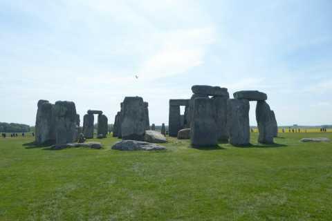 De Bristol: Stonehenge e Bath Private Day Tour