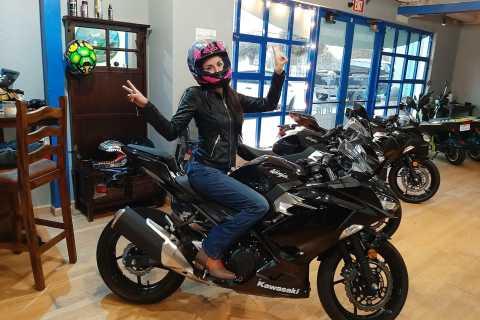 Monterey: 24-Hour or 48-hour Motorcycle Rental
