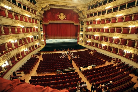 Mailand: La Scala ...