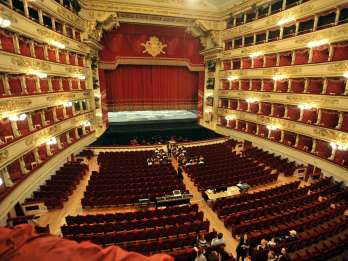 Mailand: La Scala Museum und Theater Tour