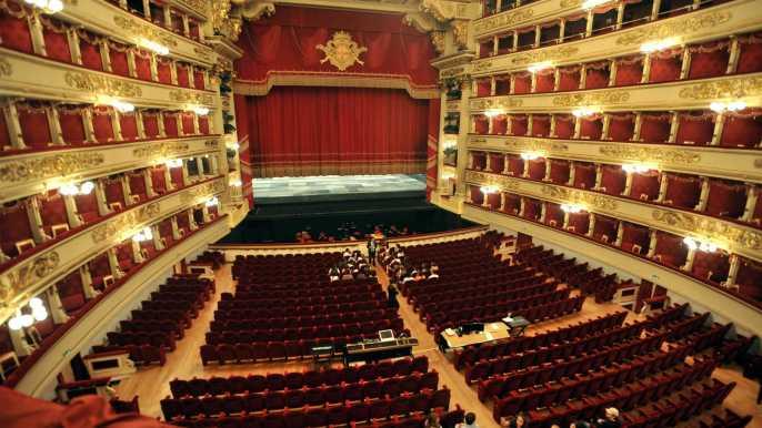 Milán: tour del museo y el teatro de La Scala
