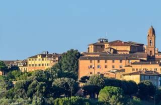 Siena: Geführte Nachtwanderung