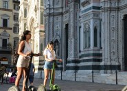 Florenz: Private Segway-Tour mit Gelato