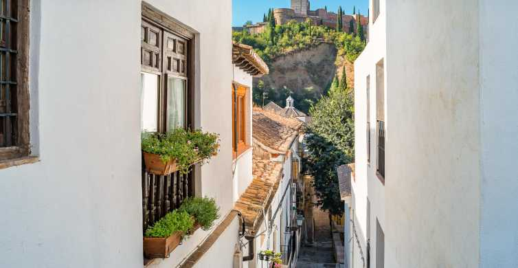 Granada: Alhambra Full Complex & Andalusi Monuments Tickets