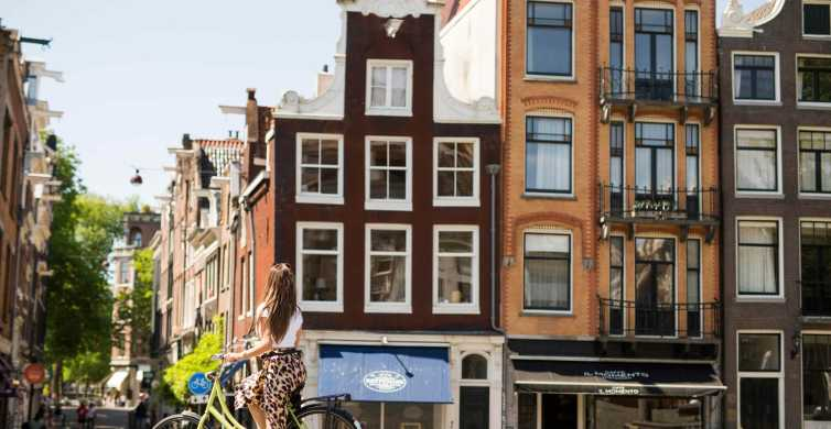 Private Small-Group Bike Tour in Neighborhood of Anne Frank